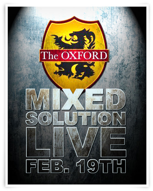 The Oxford Poster